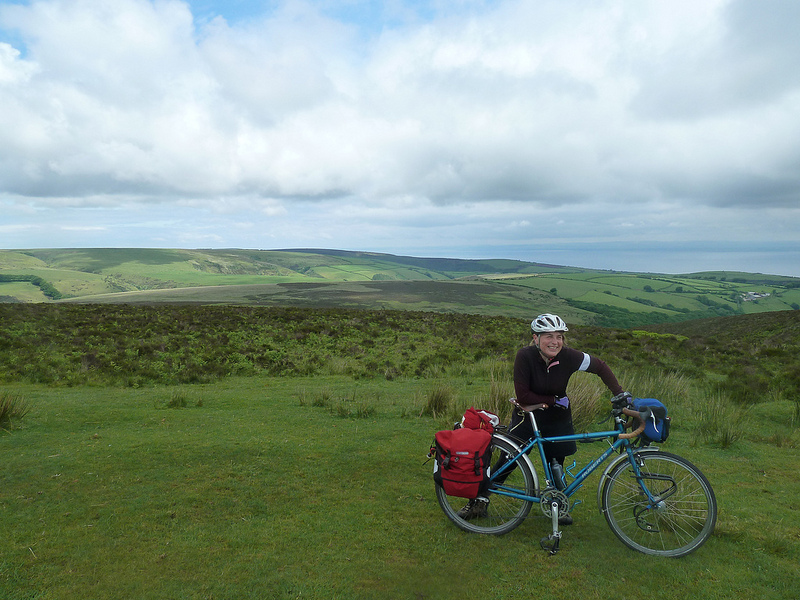 me on exmoor